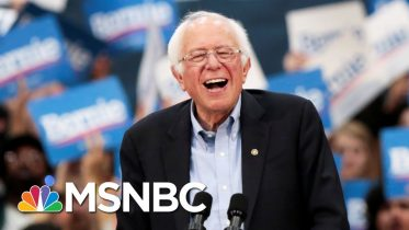 Poll: Bernie Sanders Jumps To Lead Nationally Among Non-White Voters | MSNBC 6