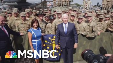 Is It Time For 'President Pence'? New Ad Says Yes | Morning Joe | MSNBC 6