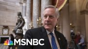 Mark Meadows Won't Rule Out Donald Trump's Right To Seek Foreign Aid Investigating Americans | MSNBC 2