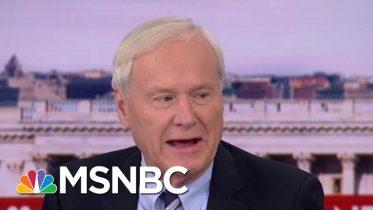 Chris Matthews: It's A 'LOL' That Trump Didn't Abuse Power | MSNBC 4