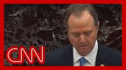 Schiff gets choked up during Trump impeachment trial 5