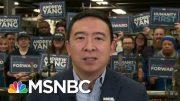 2020 Dem Yang Hits Biden Over Coal Miner-Tech Remarks   The Beat With Ari Melber   MSNBC 5