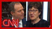 Tense moment leaves key GOP senator shaking her head 5
