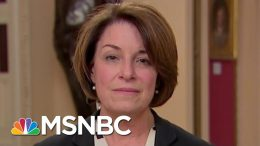 Amy Klobuchar To GOP: You're Supposed To Protect Our Constitution | The 11th Hour | MSNBC 3