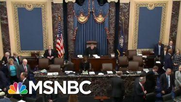 The Biggest Senate Moments From Thursday | Morning Joe | MSNBC 5