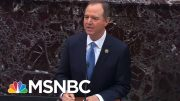 'The Constitution Is Not A Suicide Pact':Day 2 Of Democrats Opening Arguments - Day That Was | MSNBC 4