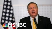 NPR: Mike Pompeo Berated Reporter After Questions On Ukraine | The 11th Hour | MSNBC 5