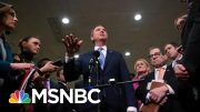 Day 1,100: House Dems Close Arguments With Explicit Call For Trump's Removal | The 11th Hour | MSNBC 5