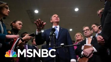 Day 1,100: House Dems Close Arguments With Explicit Call For Trump's Removal | The 11th Hour | MSNBC 6