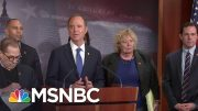 Schiff Claims Trump's Lawyers 'Do Not Contest' The Facts In The Impeachment Trial | MSNBC 4