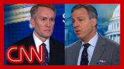 Jake Tapper presses GOP senator: Trump lied 5