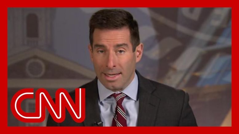 CNN legal analyst: We're just now seeing how big the Ukraine cover up is 1