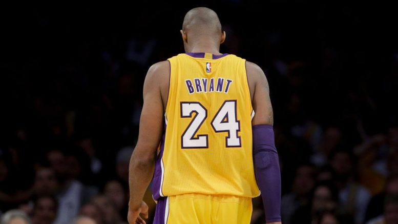 "Kobe Bryant was ""more than just another player"" 1"