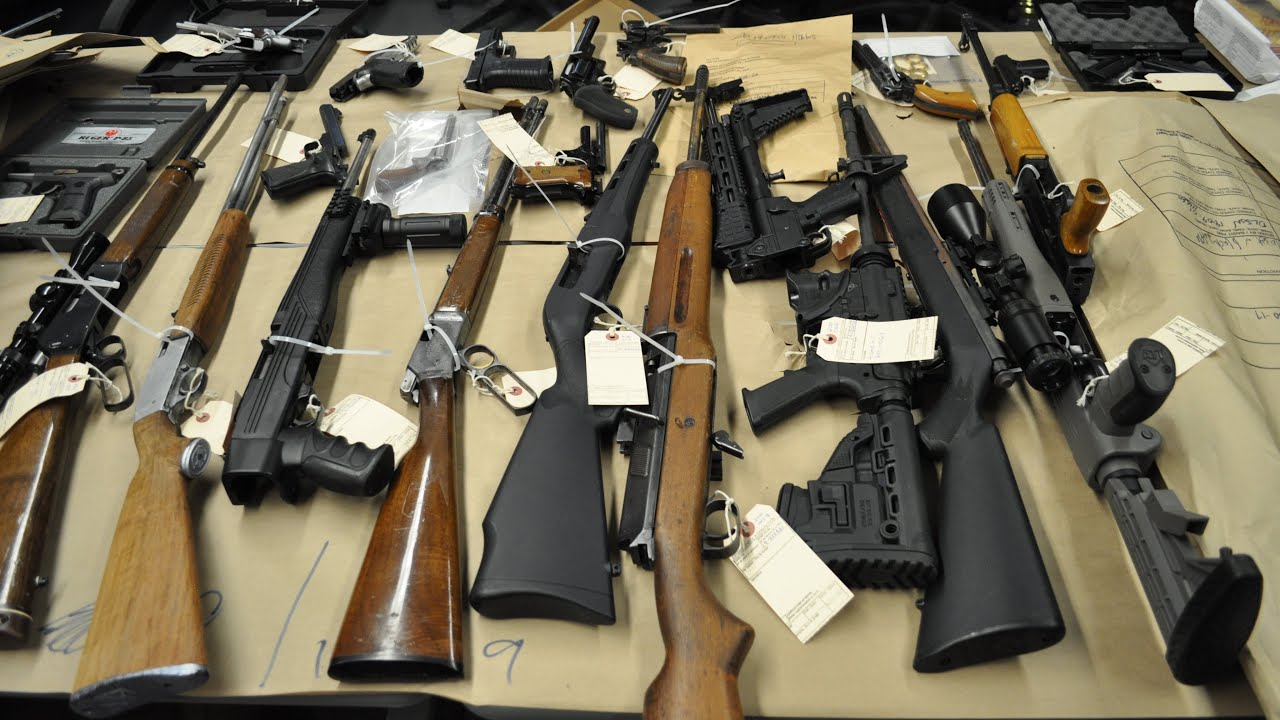 """Liberals """"heard loud and clear"""" from Canadians on gun ban 4"""