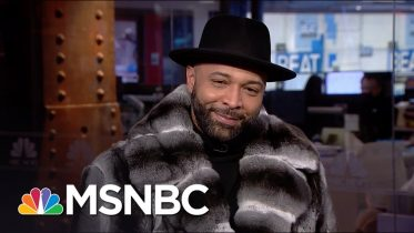 From Trump's Desperation To Drake's 'Blackness,' Joe Budden Opens Up In Candid Interview On MSNBC 6