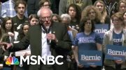 Sen. Sanders Surges In Latest Round Of Iowa Polling | Morning Joe | MSNBC 4