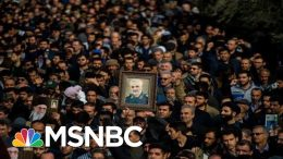 Iran Vows 'Revenge' Over Top General's Killing   All In   MSNBC 7