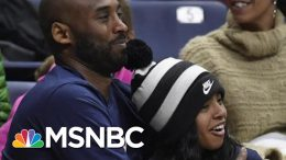 'Everybody Felt Like They Knew Kobe Bryant' | Morning Joe | MSNBC 6