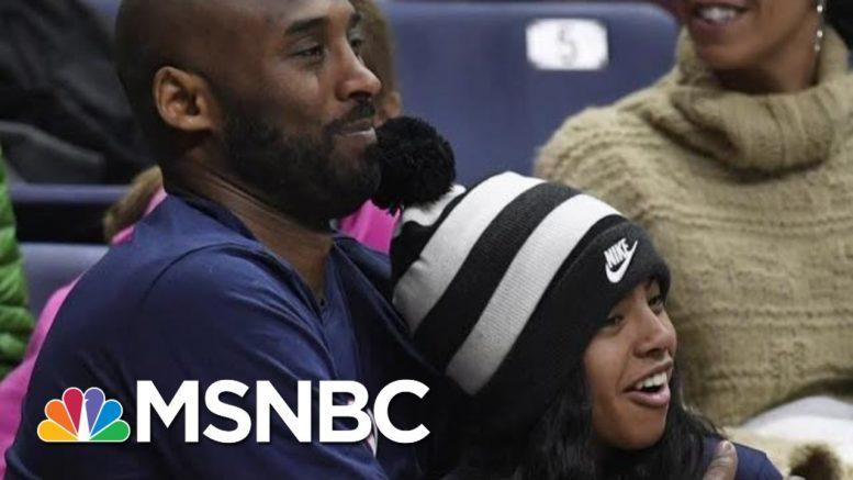 'Everybody Felt Like They Knew Kobe Bryant' | Morning Joe | MSNBC 1