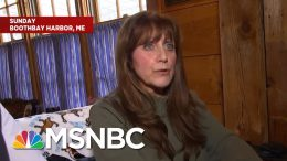 'Susan Tries To Play Both Sides': Maine Voters Weigh In On Sen. Collins, Impeachment | MSNBC 2