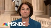 Amy Klobuchar: If GOP Isn't Sure John Bolton, Lev Parnas Are Telling Truth, Let Them Testify | MSNBC 2