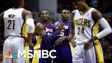 An Emotional Metta World Peace Reflects On His Relationship With Kobe Bryant | MSNBC 5