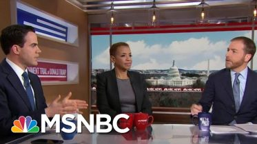 Romney Is 'Trying To Give Cover To Other Republicans' With Impeachment Trial Stance | MSNBC 6