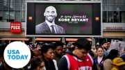 Kobe Bryant embraced LA's Latino community | USA TODAY 2
