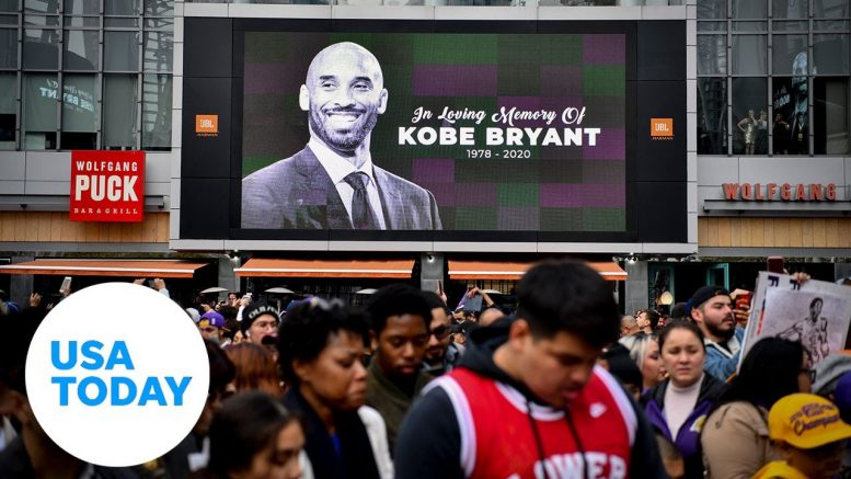 Kobe Bryant embraced LA's Latino community | USA TODAY 1