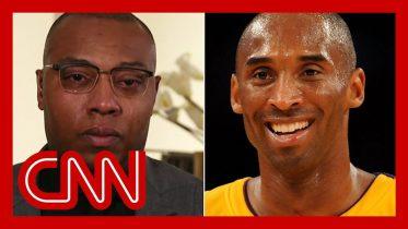 Ex-NBA star's emotional tribute to Kobe Bryant 6