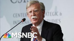 NYT: John Bolton Was Worried Trump Was Doing Favors For Autocratic Leaders | The 11th Hour | MSNBC 7
