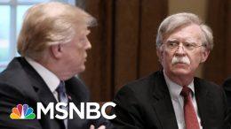 Day 1,103: Bolton Bombshells Overshadow Team Trump's Impeachment Defense | The 11th Hour | MSNBC 6