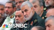 Day 1,079: Iran Vows Revenge After Trump-Ordered Killing Of Military Leader | The 11th Hour | MSNBC 4