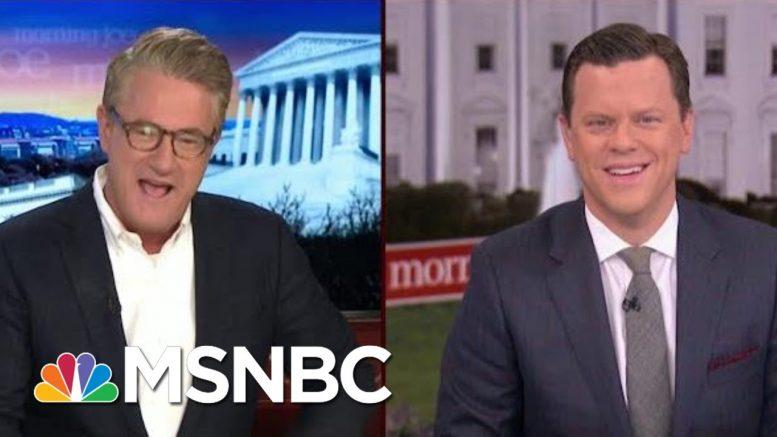 Joe: A 'Confederacy Of Dunces' Defends President Donald Trump   Morning Joe   MSNBC 1
