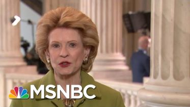 Sen. Debbie Stabenow: Not The Senate's Job 'To Further [Trump]'s Politics' | MSNBC 6