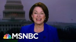 Amy Klobuchar: Michael Bloomberg Should Debate So 'Voters Can Evaluate Him' | Morning Joe | MSNBC 5