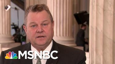 'What Is The President Afraid Of?' : Tester Calls For Witnesses In Impeachment Trial   MSNBC 6