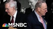 McConnell And Schumer In A Stalemate Over Trump Impeachment Trial | The 11th Hour | MSNBC 2