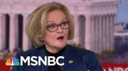 Claire McCaskill: 'Holy Toledo, He Just Asked For John Bolton To Come Testify' | MSNBC 3