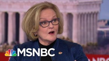 Claire McCaskill: 'Holy Toledo, He Just Asked For John Bolton To Come Testify' | MSNBC 6