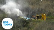 Last words heard before Bryant helicopter crash   USA TODAY 2