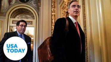 Impeachment trial: Trump defense team wraps arguments | USA TODAY 5