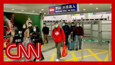 Hong Kong restricts border to contain Wuhan coronavirus 6