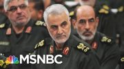 How Will Iran Respond To Trump-Ordered Strike On Its Military Leader? | The 11th Hour | MSNBC 2