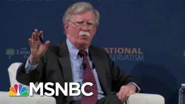 White House Scrambles To Keep Bolton Quiet | All In | MSNBC 6