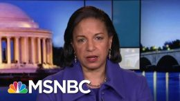 Asymmetry Of Iranian Attacks Makes Defense Difficult To Plan For   Rachel Maddow   MSNBC 3