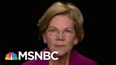 Sen. Elizabeth Warren: Impeachment Is About 'Corruption' | The Last Word | MSNBC 10