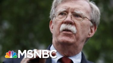 How Dangerous Could John Bolton Possibly Be For President Donald Trump? | The 11th Hour | MSNBC 6