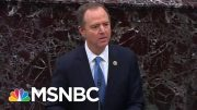 President Donald Trump Impeachment Trial Opening Arguments In Two Minutes | The 11th Hour | MSNBC 3