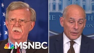 In Battle Over Bolton Testimony, Does Mitch McConnell Have The Votes? - Day That Was | MSNBC 6